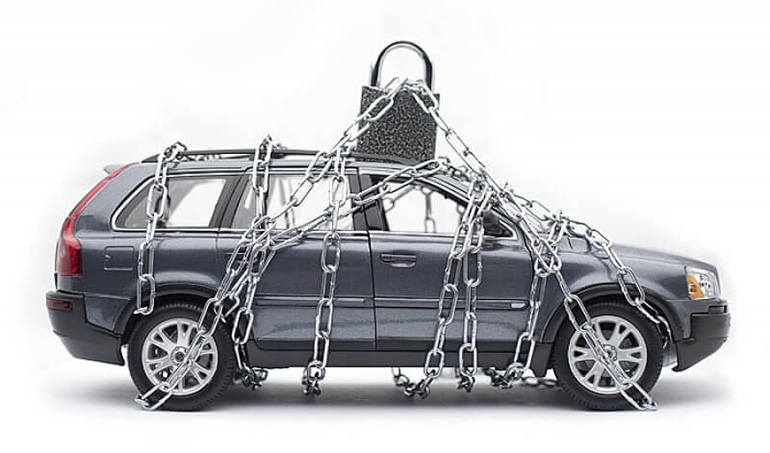 Что делать, если на автомобиль наложен арест?