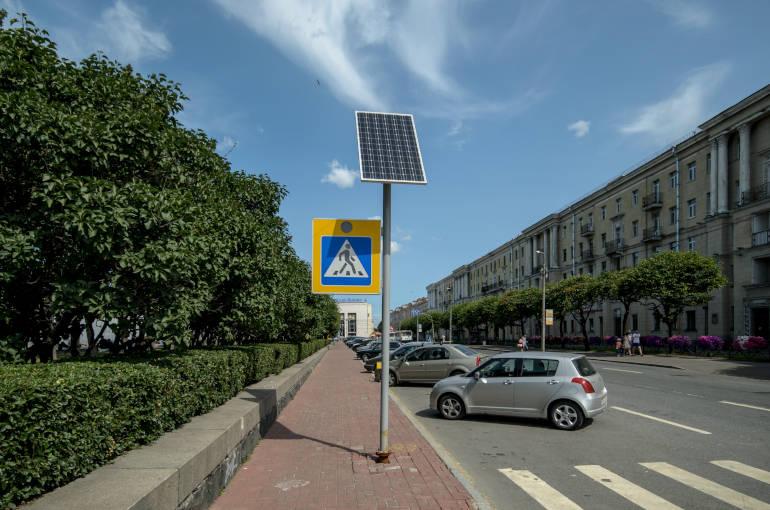 Как улучшить существующие пешеходные переходы?