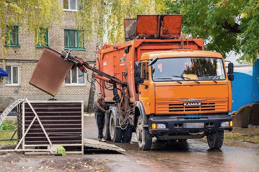 Вывоз мусора будет оплачиваться по-новому