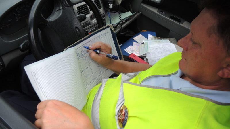 Каким будет штраф для незарегистрированного прицепа